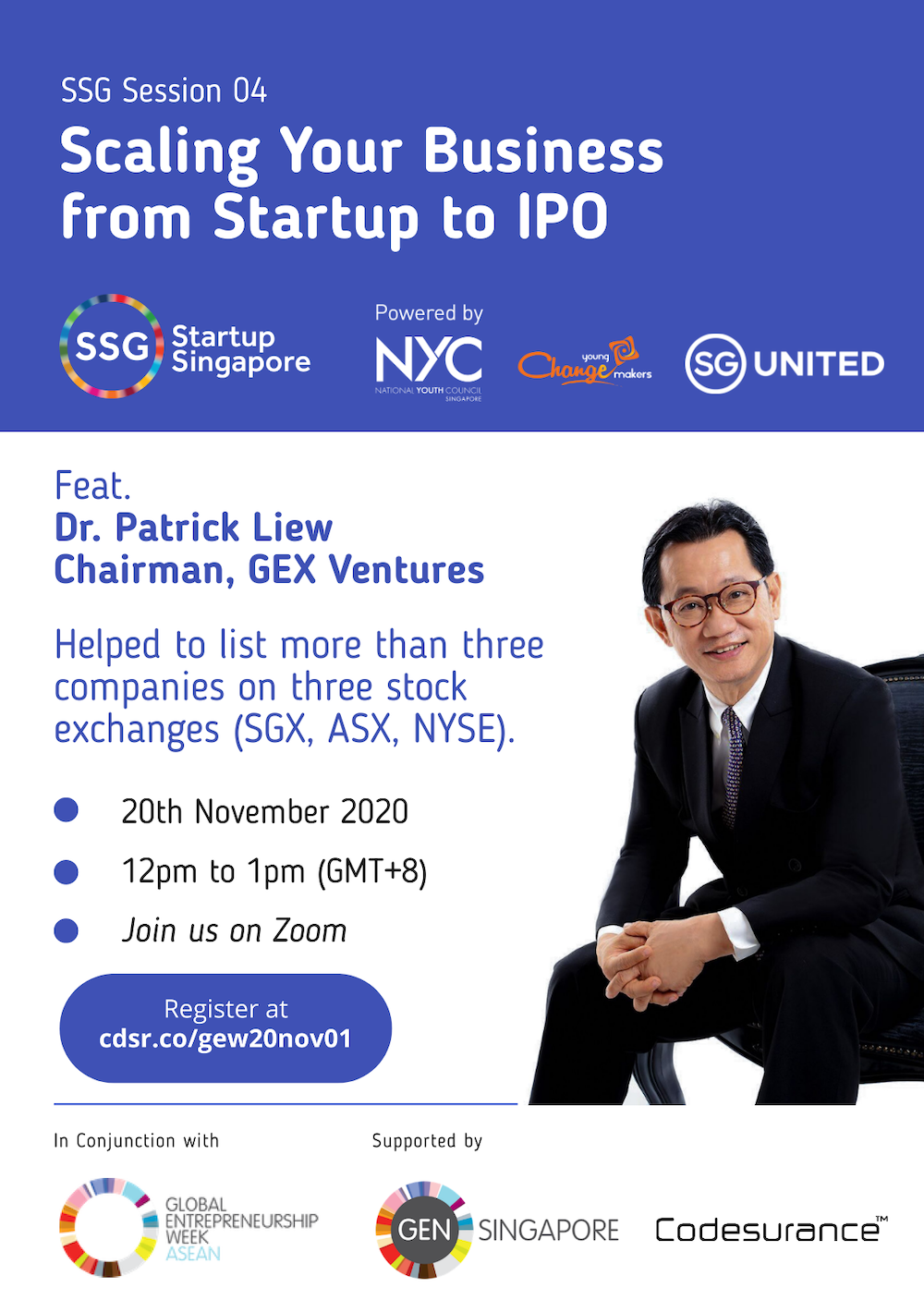 Scaling Your Business (Startup to IPO)